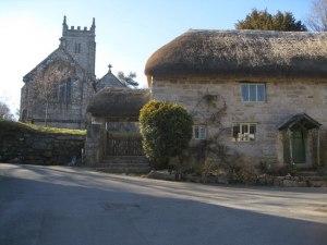 St Mary's Church, Throwleigh, Devon